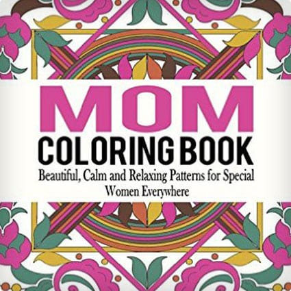 Mom Coloring Book