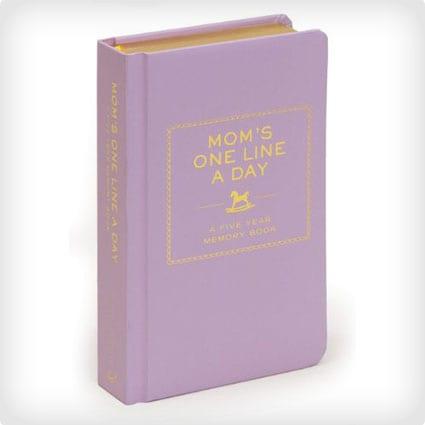Mom's Memory Book