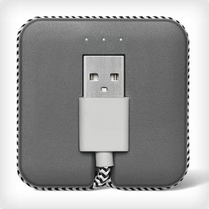 Pocket Sized Backup Battery