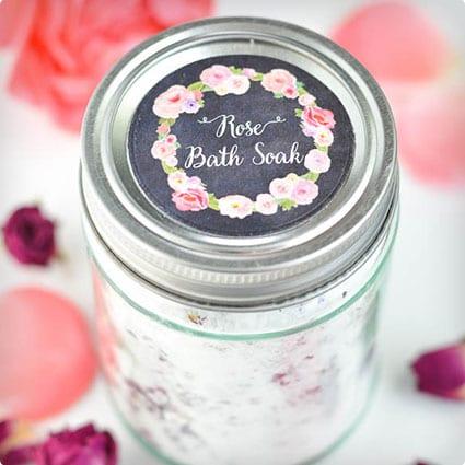 Roe Peatal Bath Soak
