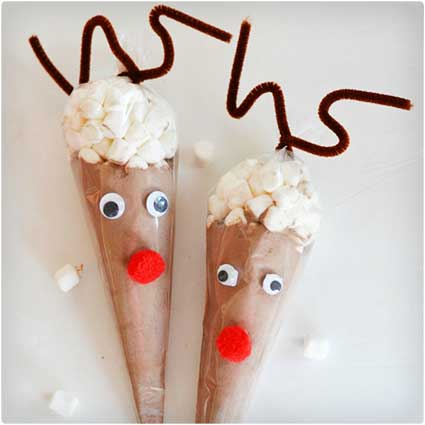 DIY-Reindeer-Hot-Cocoa-Cones