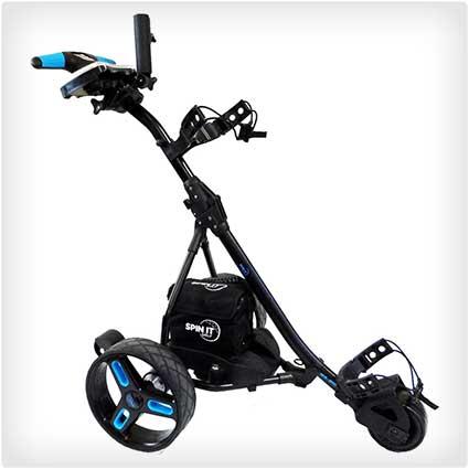 Remote-Controlled-Golf-Caddy