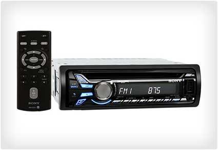 Sony-Car-Stereo