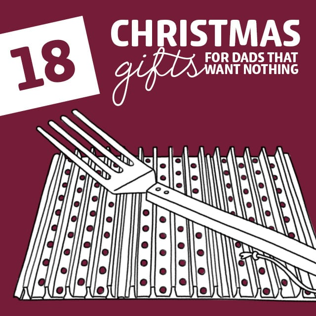 18 cool christmas gifts for dads that want nothing dodo burd - Cheap Christmas Gifts For Dad