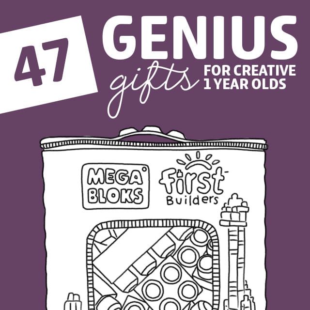 47 Genius Gifts For Creative 1 Year Olds Mom Approved Toys And