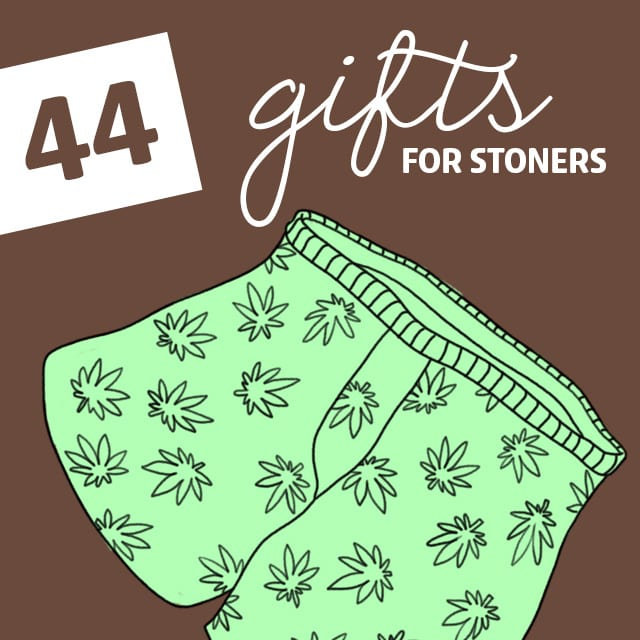 44 Totally Awesome Gifts For Stoners Dodo Burd