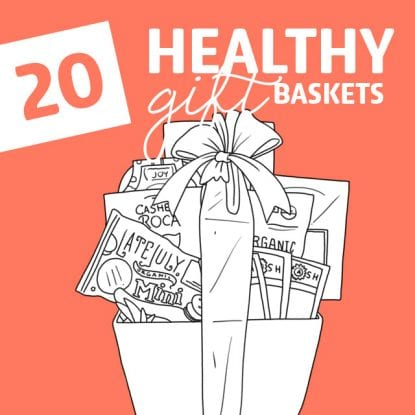 My mom is totally going to love the healthy gift basket I picked out, and I feel good knowing it will help keep her going strong.