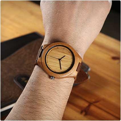 CUCOL Wooden Watch