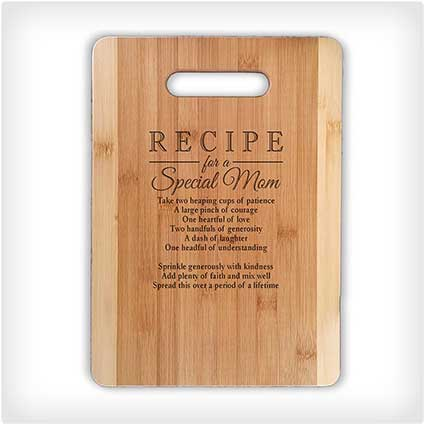 Cutting Board for Mothers