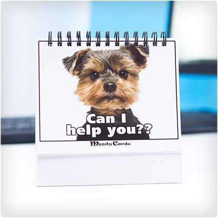 Doggy Moodycards