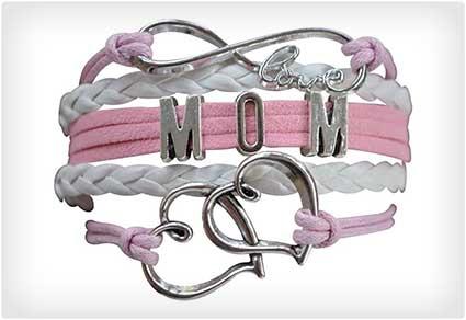 Infinity Bracelet for Moms