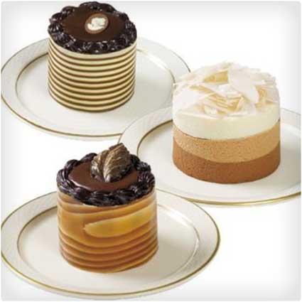 Mousse Cake Sampler