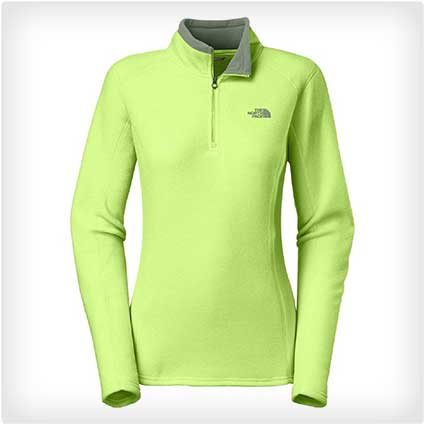 North Face Glacier Quarter-Zip