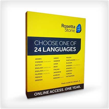 Rosetta Stone Online Access