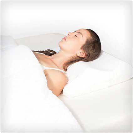 Snore No More Pillow