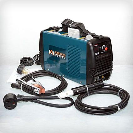 160 Amp Dual Voltage Input Welding / Soldering Machine