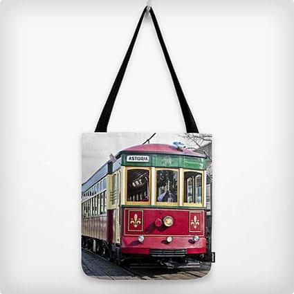 Astoria Trolley Canvas Bag