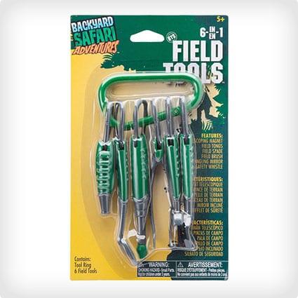 Backyard Safari 6 in 1 Field Tools