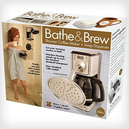 Bathe & Brew Prank Pack