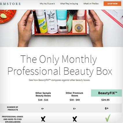 Beauty Fix