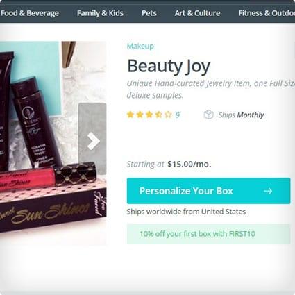 Beauty Joy