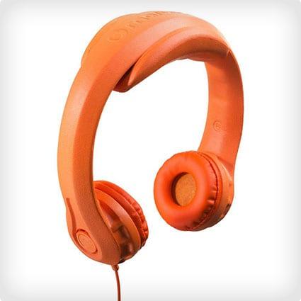 Bendable Headphones