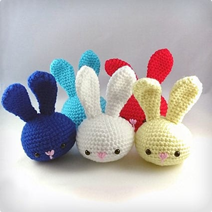 Bunny Rabbit Stress Balls