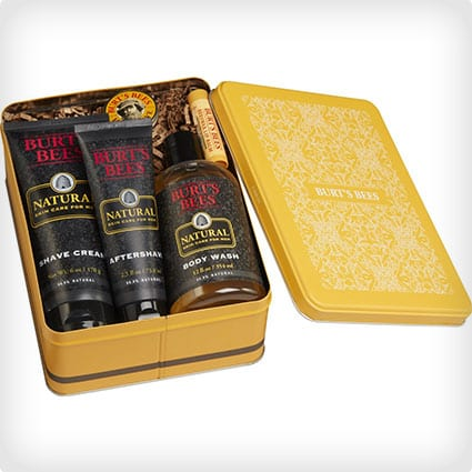 Burt's Bees Mens Gift Set