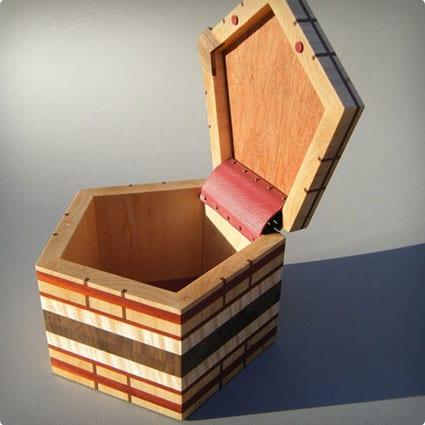 Cherry Treasury Box