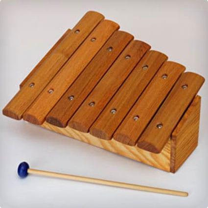Children wood Xylophone
