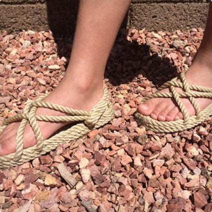 Childs Original Rope Sandal