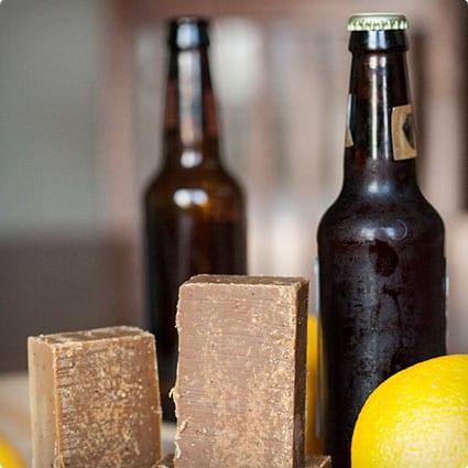 Citrus Scotch Ale Soap