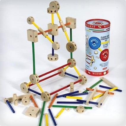 Classic Tinker Toy Kit