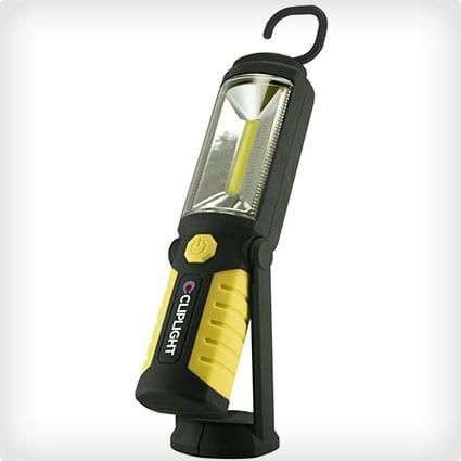 Cliplight Pivot Advanced LED Technology Work Light