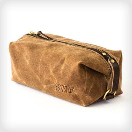 Compact Dopp Kit Bag