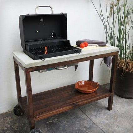 Custom-Built Ultimate Outdoor Kitchen