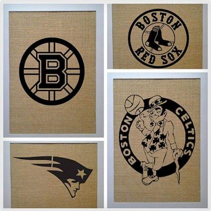 Customizeable Sports Teams Print