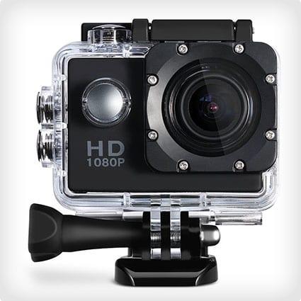 Cymas Full HD 1080p 2.0 Inch Sports Camera