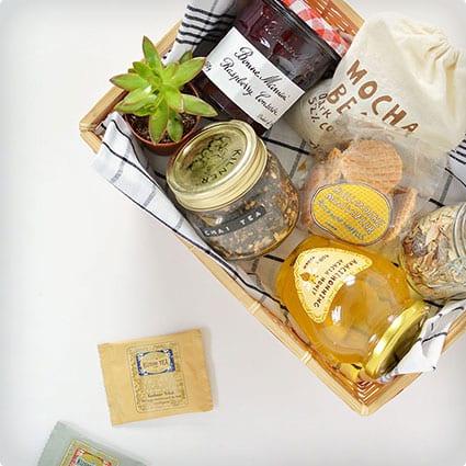 DIY Breakfast in a Box