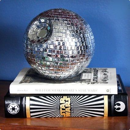 DIY Disco Ball Death Star