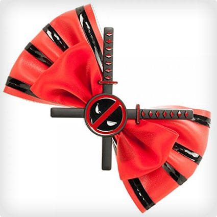 Deadpool Hairbow