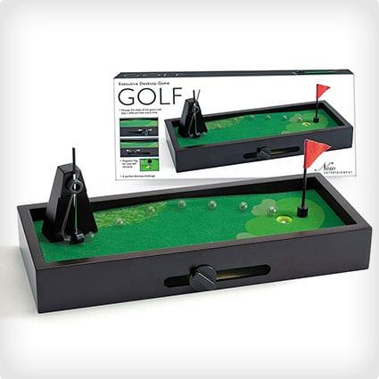 Desktop Golf