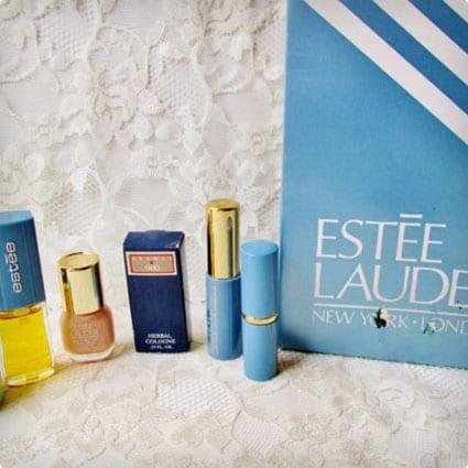 Estee Lauder Cosmetics & Perfume Set