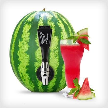 Final Touch Black Watermelon Keg Tapping Kit