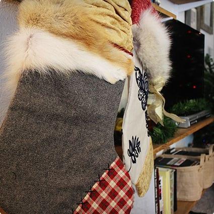 Fur Stockings