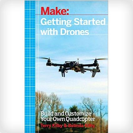 Erste Schritte mit Drohnen: Bauen Sie Ihren eigenen Quadcopter und passen Sie ihn an