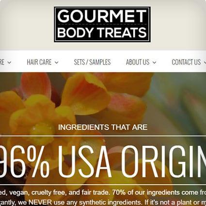 Gourmet Body Treats
