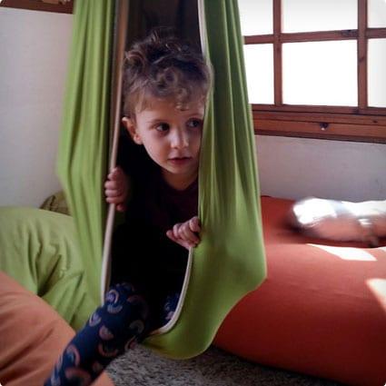 Hammock, Kids Camping