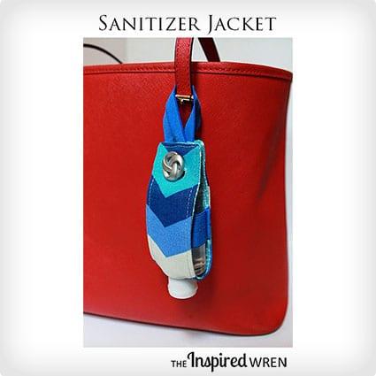 Hand Sanitizer Jacket