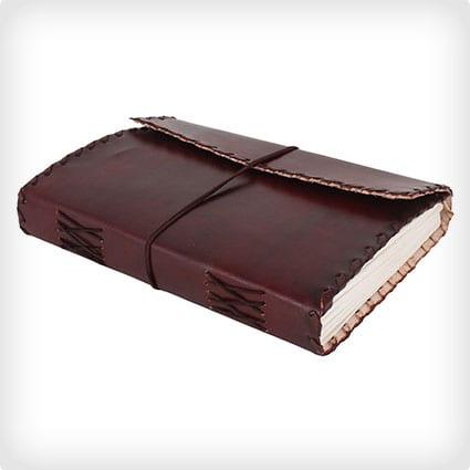 Handmade Leather Journal